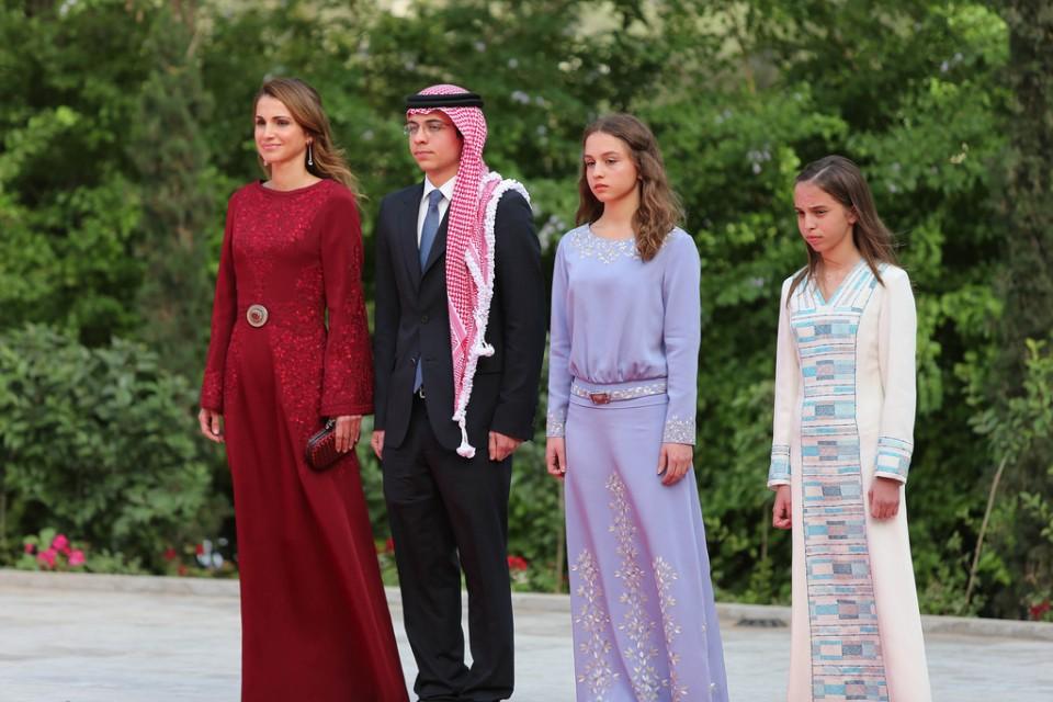 Sheikha manal wedding